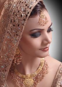Valima Makeup