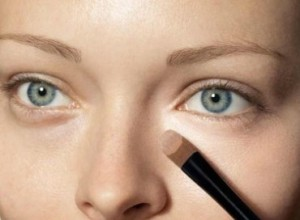 Avoid the Thick Solid Makeup Items