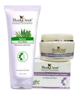 Body Dear Anti Acne and Anti-Pimple Cream