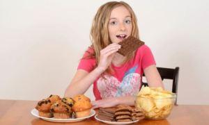 Eating-junk-foodAcne is Caused by Junk Food