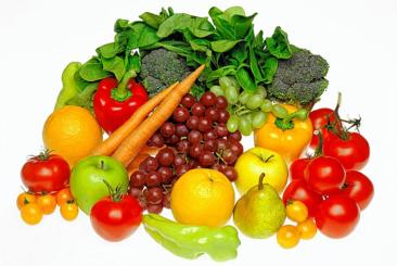 Fruits and Vegetables Help