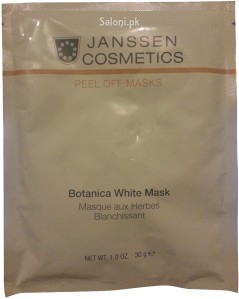 Janssen Cosmetics Botanical White Mask
