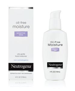 Neutrogena Oil Free Moisturizer