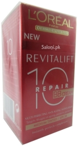 Saloni Product Review – L'oreal Paris RevitaLift 10 Total Repair BB Cream