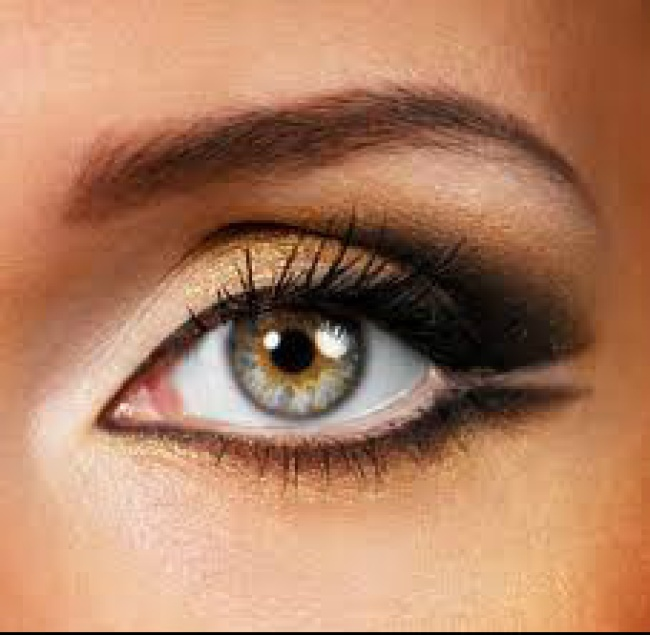 Image result for soft angled eyebrow shape