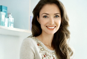 Olivia Chantecaille, Creative Director of Chantecaille Beauté