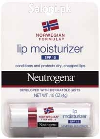 Saloni Product Review – Neutrogena Lip Moisturizer SPF 15