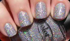 Taking off Glitter