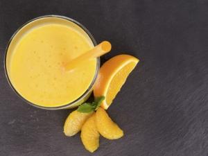 Your Healthy Breakfast Smoothie - Orange Dream Creamsicle