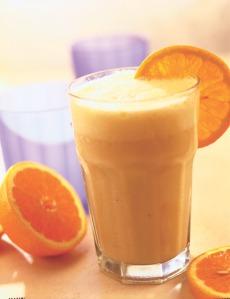 Your Healthy Breakfast Smoothie - Orange Dream Creamsicle1