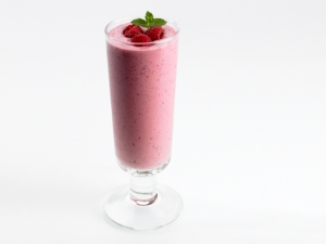 Berry Vanilla Sensation Smoothie