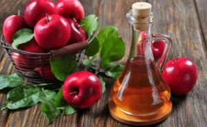 Home Remedy through Apple Cider Vinegar for Vaginal Itching and Burning