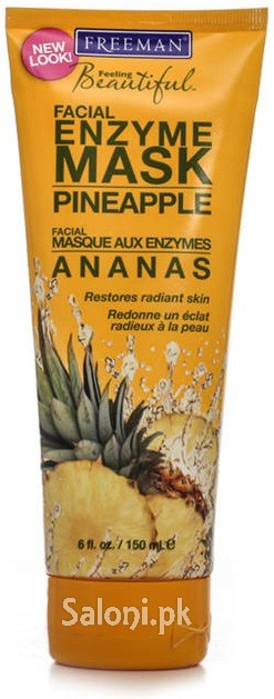 Freeman Facial Enzyme Mask Pineapple