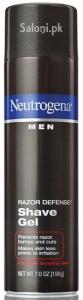 Saloni Product Review – Neutrogena Men Razor Defense Shave Gel