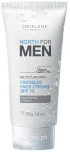Saloni Product Review – Oriflame North For Men Moisturising Fairness Face Cream SPF 18