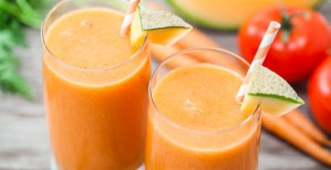 Delicious Cantaloupe Smoothie
