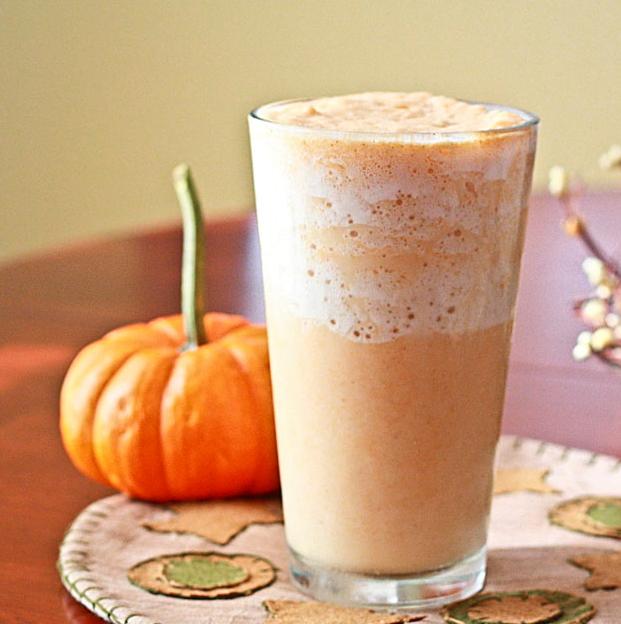 Spiced Pumpkin Smoothie – Saloni Health & Beauty Supply