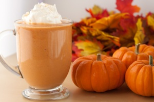 Spiced Pumpkin Smoothie