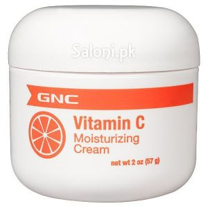 Saloni Product Review – GNC Vitamin C Moisturizing Cream