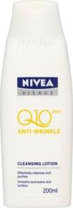 Saloni Product Review – Nivea Visage Q10 Plus Anti-Wrinkle Cleansing Milk