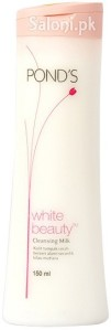 Saloni Product Review – Pond's White Beauty Cleansing Milk