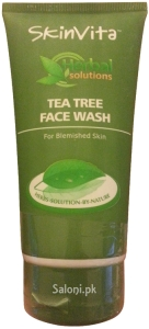 Saloni Product Review – SkinVita Tea Tree Face Wash