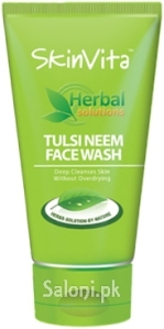 Saloni Product Review – SkinVita Tulsi Neem Face Wash