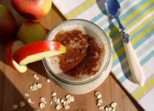 Apple and Great Grains Shake1