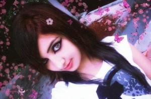 "Eye makeup guru, Taylor Chang-Babaian, author of ""Style Eyes"