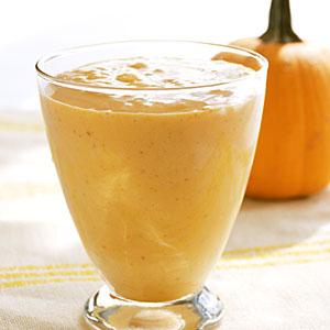 Vanilla Pumpkin Pie Shake