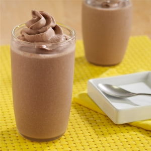 Chocolate Peanut Butter Smoothie1