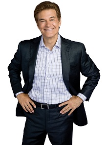 Mehmet Oz, MD, host of The Dr. Oz Show