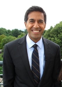 Sanjay Gupta, MD, CNN chief medical correspondent and a neurosurgeon in Atlanta