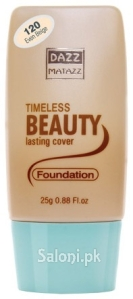 Saloni Product Review – Dazz Matazz Timeless Beauty Lasting Cover Foundation Even Beige