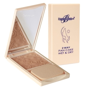 Saloni Product Review – Diana 2 way Pan Cake Wet & Dry Powder Foundation 111 Delicate Rose
