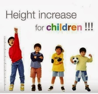 NATURAL DESSERTS TO INCREASE CHILDERN'S HEIGHT
