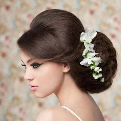 Pakistani Latest Party Hairstyle Collection 2013 For Girls 7