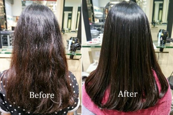 Volume Rebonding Before And After 600 400 Saloni Health Beauty Supply The Uncommon Beauty