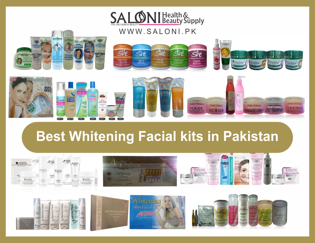 Best Whitening Facial Kits In Pakistan Saloni Health Beauty Mineral Botanica Plus Complex Day Cream Supply The Uncommon