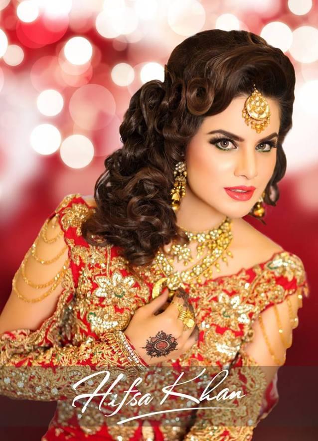 Hifsa khan salon studio saloni health beauty supply for Asma t salon lahore
