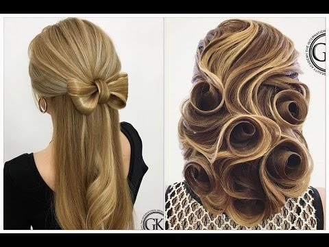 Top 10 Amazing Hair Transformations Beautiful Hairstyles