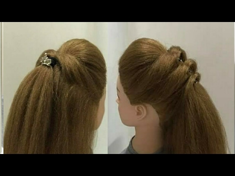 4 Easy Puff Hairstyles Most Beautiful Hairstyles Saloni