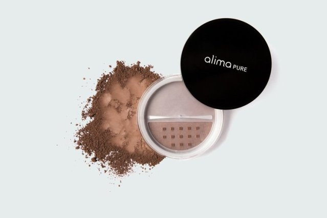 Organic Powder Foundation For All Skin Tones - Alima Pure
